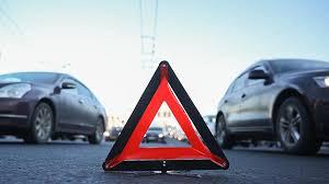 В Брянске на проспекте Ленина автоледи разбила голову в ДТП