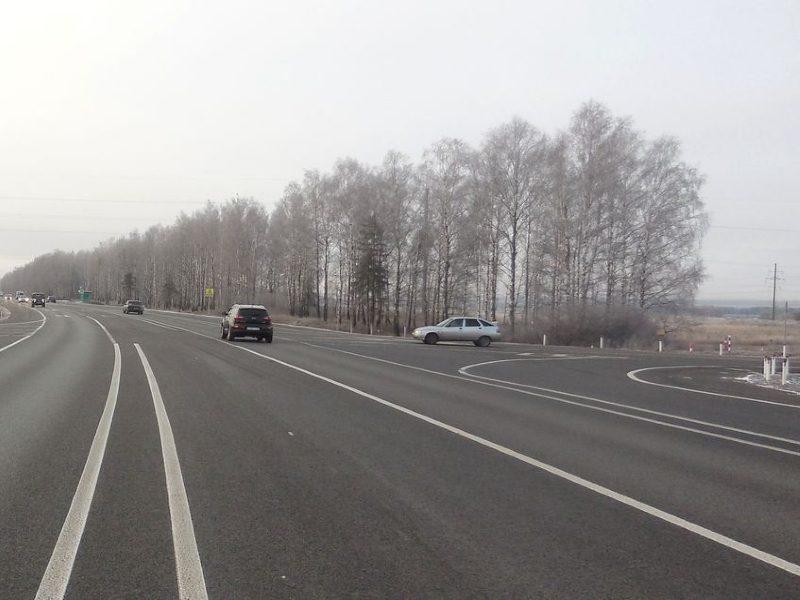 В Брянской области федеральные трассы подготовили к зиме