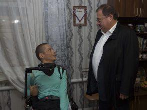 Борис Пайкин добился для колясочников возможности лечиться в санаториях