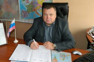 Главой Жуковского района избрали Владимира Латышева