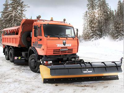 Более 500 машин будут чистить зимой брянские дороги