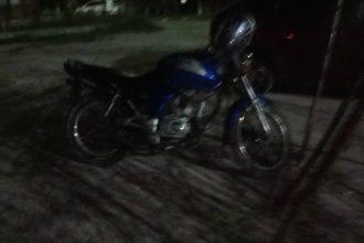 В Дятьково лихач на мотоцикле едва не сбил двух человек