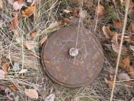 Под Навлей обезвредили 3 противотанковые мины
