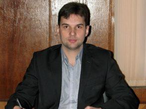 Руководителем Суземского района стал Александр Матросов