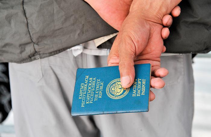 В Брянске задержали беглого 24-летнего узбека с паспортом киргиза