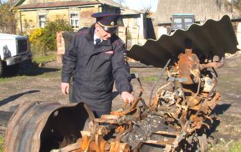 Стародубские полицейские раскрыли умышленное уничтожение имущества