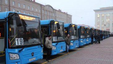 В ноябре в Брянске ждут новые автобусы
