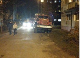 Жители Брянска проигнорировали пожар в своем доме