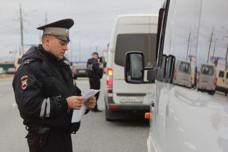 Под Брянском водителей маршруток ждут масштабные проверки