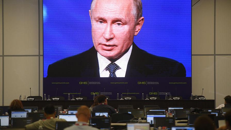 Брянским полицейским приказали отчитываться об оскорблениях Путина в Москву