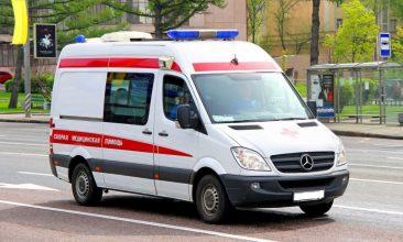 В брянском синем автобусе 68-летняя пенсионерка получила перелом бедра