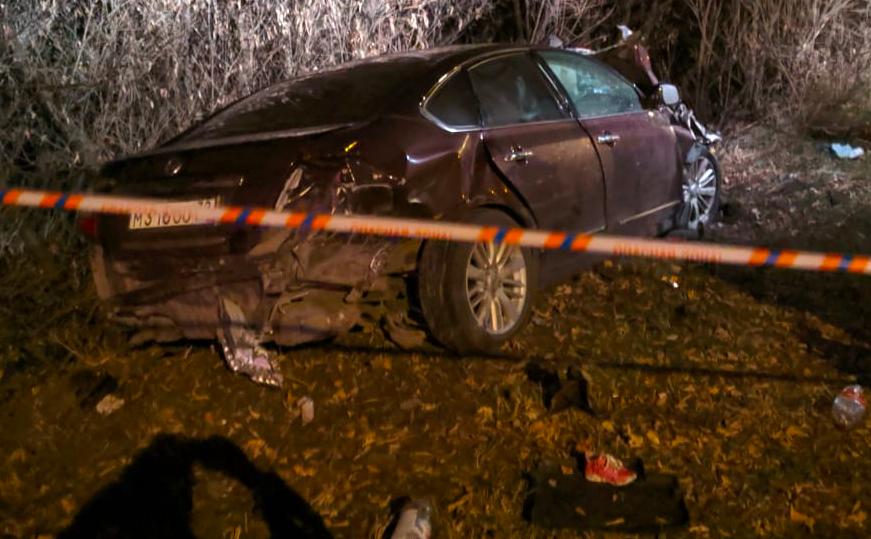 В Брянске появилась третья жертва жуткого ДТП на Речной
