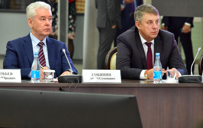 Собянинские технологии встали на страже хорошего настроения брянцев