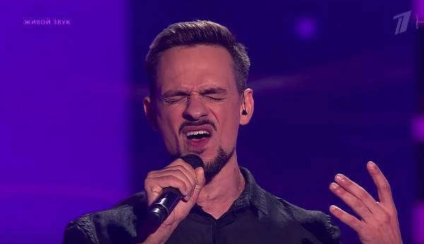 Брянский музыкант Андрей Запецкий провалился на шоу «Голос»