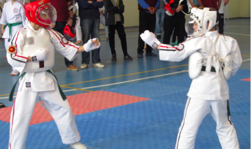 Брянские каратисты завоевали 14 медалей на первенстве ЦФО
