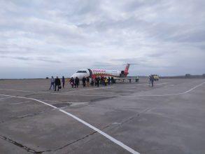 Из Брянска стартовали авиарейсы в Минеральные Воды