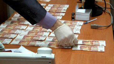 В Брянске в этом году средняя взятка составила 50 тысяч рублей