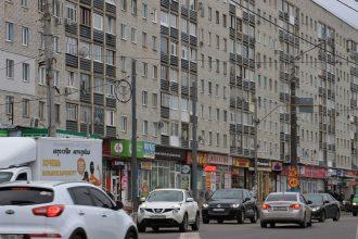 В Брянске ремонт улицы Авиационной обернулся неожиданными проблемами