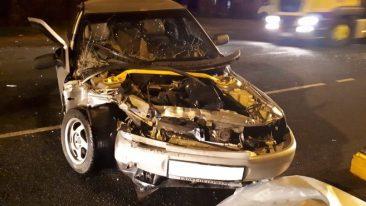 На брянской трассе 3 человека пострадали в ДТП