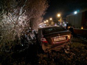 В Брянске возбудили уголовное дело по факту жуткого ДТП на Речной