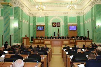 Сдавшим мандаты троим депутатам брянской облдумы нашли замену