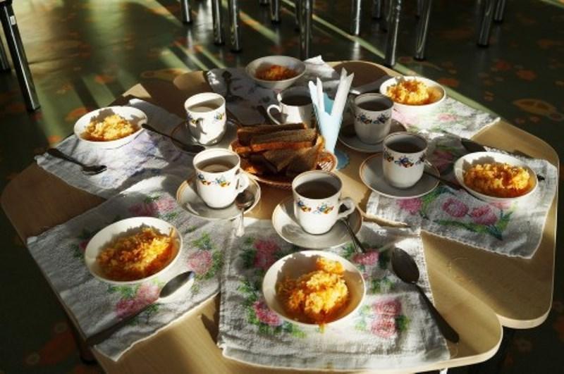 В новозыбковских детсадах проверяют объемы порций