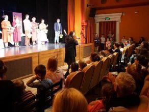 В Брянском театре кукол показали премьеру «Мойдодыра»