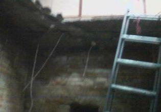 Появилось фото обрушения в магазине «Славянка» в Погаре