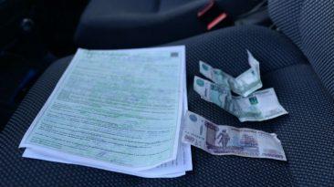 В Клинцах мужчину осудили за взятку сотруднику ГИБДД