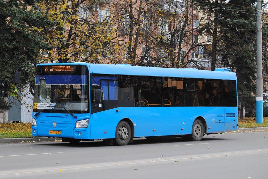 Расписание автобуса №22 изменилось в Брянске
