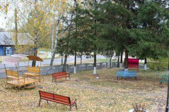В брянском селе благоустроят сквер за 200 тысяч рублей
