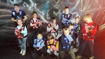 В Брянске центр «Гармония» организовал праздник для особенных детей