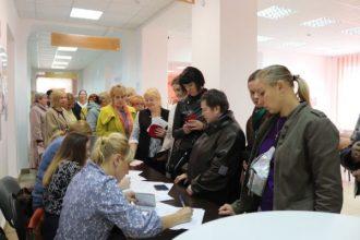 В Клинцах проходит голосование за благоустройства парка