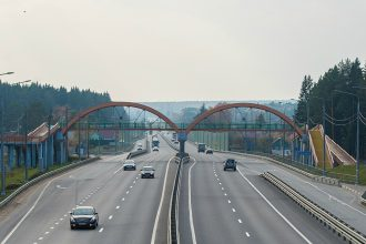 В Брянской области на трассе «Украина» начался ремонт трех мостов