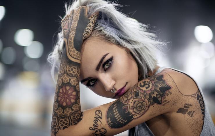 Брянск занял 5-е место в рейтинге самых татуированных городов России