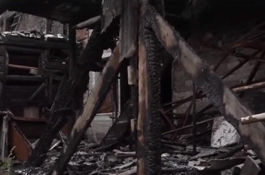 В Карачеве погорельцы попали в долговую кабалу