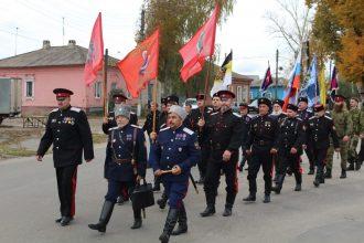 Стародубский казачий полк отметил 25-летний юбилей