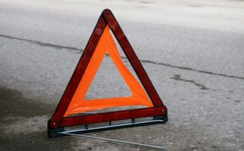 В Брянске на Калинина столкнулись три машины