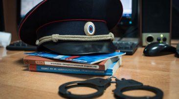 В Брянске за взятку задержали высокопоставленного полицейского