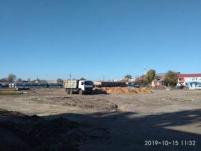 В Новозыбкове подготовили площадку под ФОК открытого типа