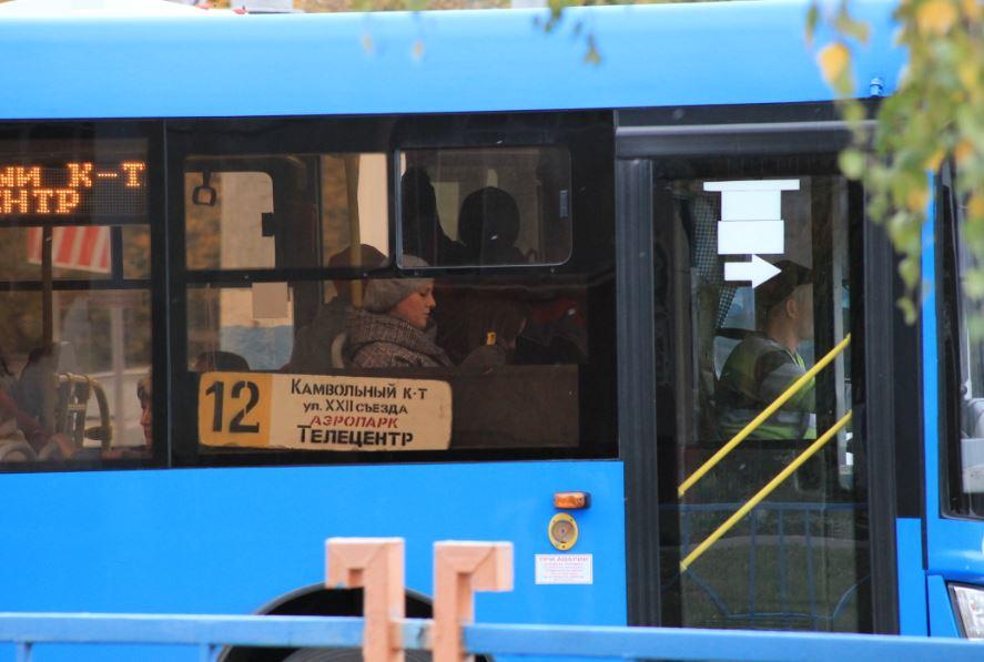 Жители Брянска потребовали купить водителей для синих автобусов