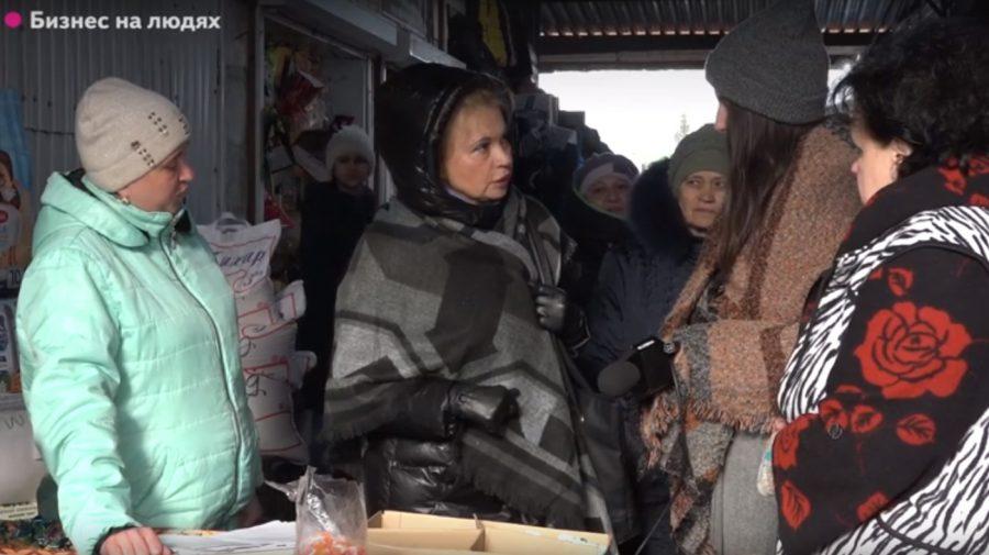 В Карачеве торговцы с местного рынка грозят забастовкой