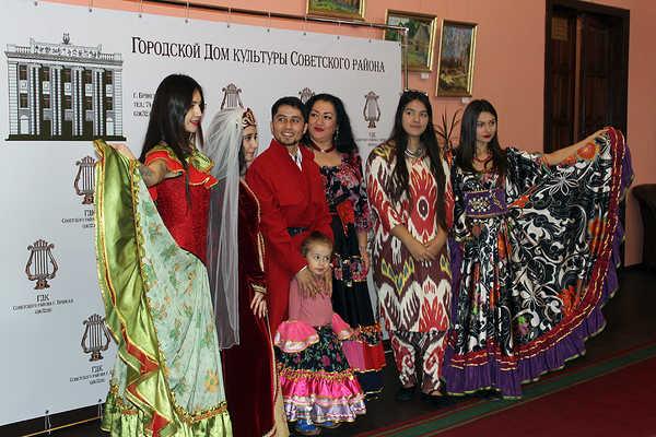 В Брянске прошёл праздничный концерт в честь Дня народного единства