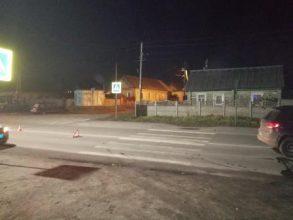 В Брянске водитель на Volkswagen сбил женщину на зебре