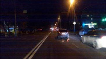 В Брянске на Литейной водитель разбил голову 11-летнему мальчику