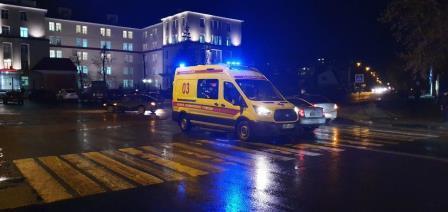 В Брянске лихач на иномарке насмерть сбил 81-летнюю старушку