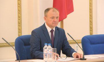Замбрянского губернатора Щеглов пришел в восторг от концерта Пахмутовой
