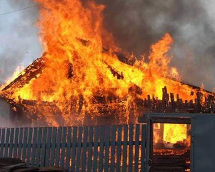 Под Злынкой при пожаре погибла 58-летняя женщина