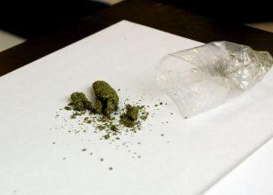 В Брянске за выходные таможенники остановили три партии наркотиков