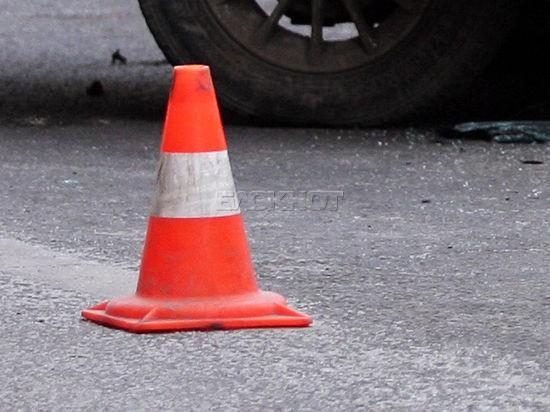 В Брянске водитель Nissan сбил 60-летнюю женщину